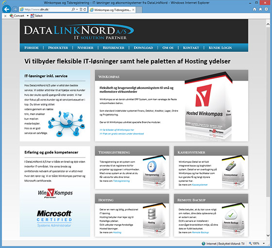 Data Ling Nord A/S